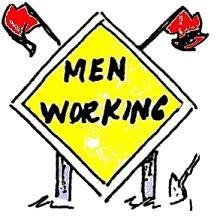 men work